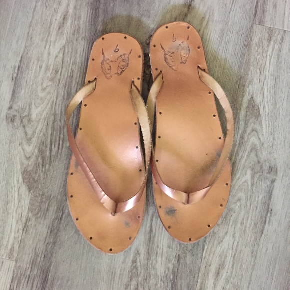Beek Shoes - Gently used Beek Sandals